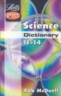 Image for Science dictionary 11-14