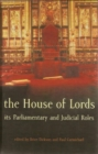 Image for The House of Lords  : its parliamentary and judicial roles