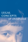 Image for Legal concepts of childhood