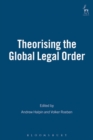 Image for Theorising the global legal order