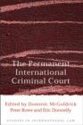 Image for The Permanent International Criminal Court  : legal and policy issues