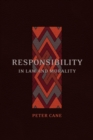 Image for Responsibility in law and morality