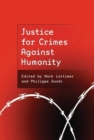 Image for Justice for crimes against humanity