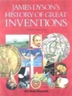 Image for James Dyson's history of great inventions