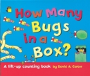 Image for How many bugs in a box?  : a lift-up counting book