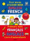 Image for First Words Sticker Books: English/French
