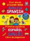Image for First Words Sticker Books: English/Spanish
