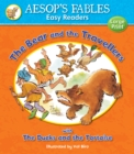 Image for The bear and the travellers  : with, The ducks and the tortoise