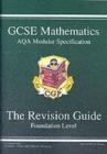 Image for GCSE Mathematics AQA Modular Specification : Revision Guide - Foundation