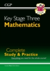 Image for New KS3 Maths Complete Study & Practice - Higher (with Online Edition)