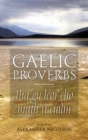 Image for Gaelic proverbs and familiar phrases