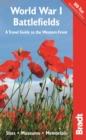 Image for World War I battlefields  : a travel guide to the Western Front