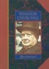 Image for Winston Churchill Quotations