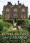Image for Royal homes and gardens