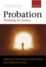 Image for Probation  : working for justice