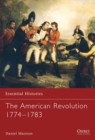 Image for The American Revolution, 1774-1783