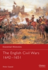 Image for The English Civil Wars, 1642-1651
