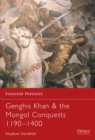Image for Genghis Khan & the Mongol conquests, 1190-1400
