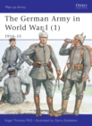 Image for The German Army of World War I1: 1914-15 : Pt. 1 : 1914-15