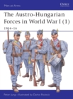 Image for The Austro-Hungarian forces 1914-1918Vol. 1: 1914-1916 : Bk. 1 : 1914-16