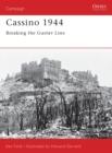 Image for Cassino 1944  : breaking the Gustav Line