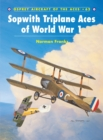Image for Sopwith Triplane aces of World War 1