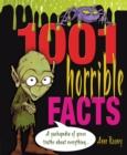 Image for 1001 horrible facts  : a yukkopedia of gross truths about everything