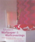 Image for Modern wallpaper & wallcoverings  : introducing colour, pattern & texture into your living space