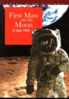 Image for First man on the moon  : 21 July 1969