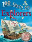 Image for 100 Facts - Explorers