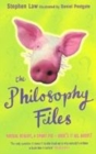 Image for The philosophy files