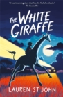 Image for The white giraffe