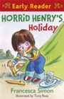 Image for Horrid Henry's holiday