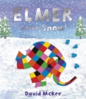 Image for Elmer in the snow