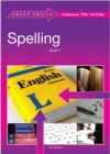 Image for SpellingBook 1 : Book 1