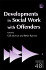 Image for Developments in Social Work with Offenders