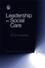 Image for Leadership in social care