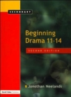 Image for Beginning drama 11-14