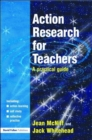 Image for Action research for teachers  : a practical guide