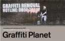 Image for Graffiti planet  : the best graffiti from around the world
