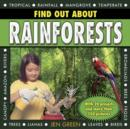 Image for Find out about rainforests  : with 20 projects and more than 250 pictures
