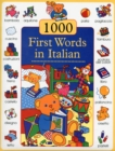 Image for 1000 first words in Italian