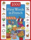 Image for 1000 first words in French