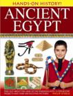Image for Ancient Egypt  : find out about the land of the pharaohs, with 15 step-by-step projects and over 400 exciting pictures