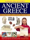 Image for Ancient Greece  : step into the world of the classical Greeks, with 15 step-by-step projects and 350 exciting pictures