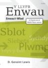 Image for Llyfr Enwau, Y - Enwau'r Wlad / Check-List of Welsh Place-Names, A