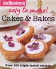 Image for Cakes & bakes