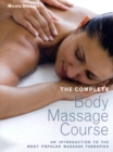 Image for The complete body massage course.