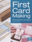 Image for First card making  : simple projects for card makers