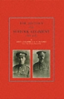 Image for The history of the Suffolk Regiment, 1914-1927